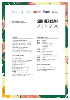Pamparato Summer Camp - (music week education - 2)