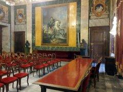 Cuneo, Municipio, Salone d'Onore - 2